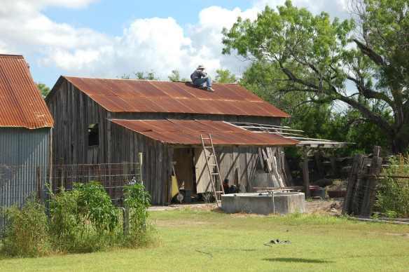 On the Barn