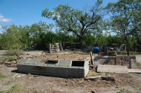 foundations gone