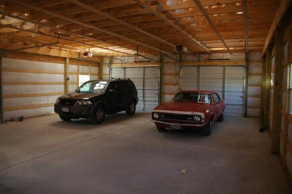 cars inside